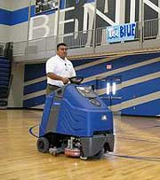 Big or small, we do it all. Complete janitorial services for your school.