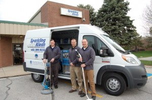 Sparkling Klean now does home / Residential carpet cleaning in greater Omaha